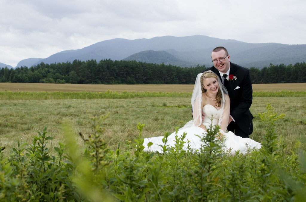 Lake placid wedding photographers