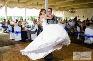gran view ogdensburg wedding photography
