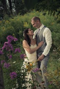 barn wedding near Lake Placid, NY