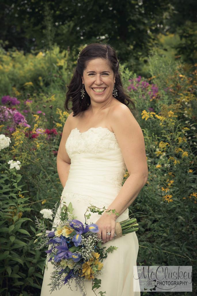 barn wedding attire