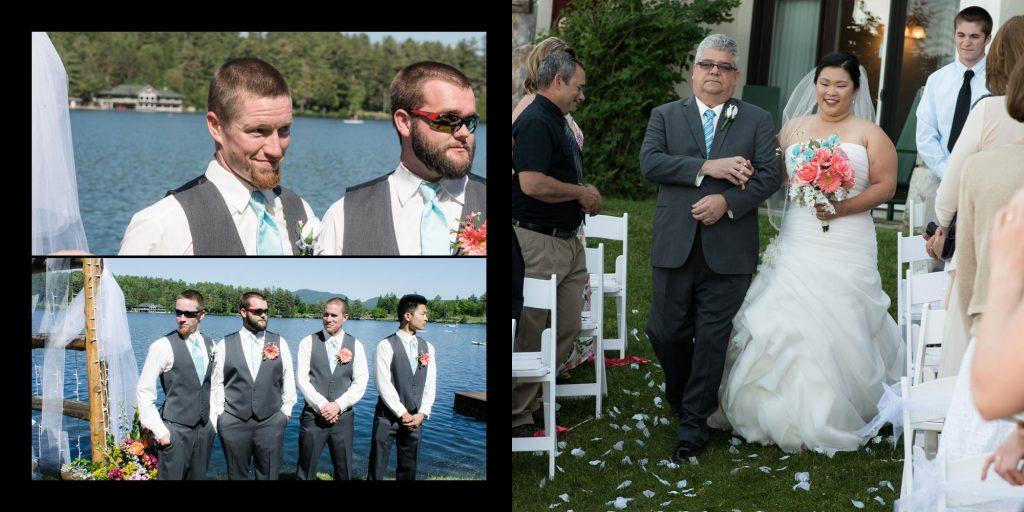 weddings Saranac Lake
