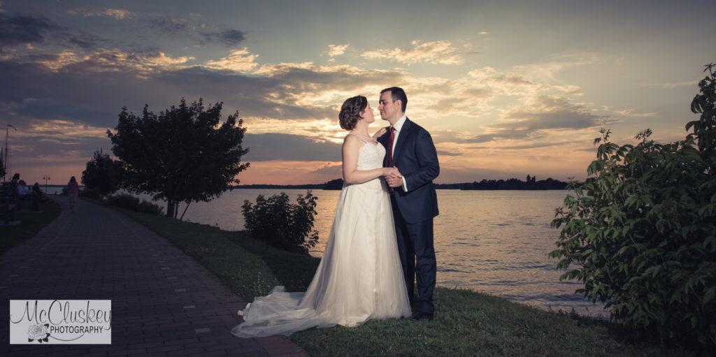 Clayton Harbor Hotel wedding photographers