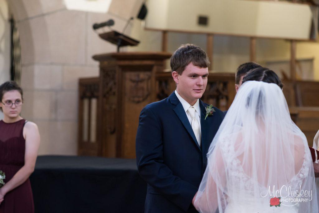 weddings at SLU