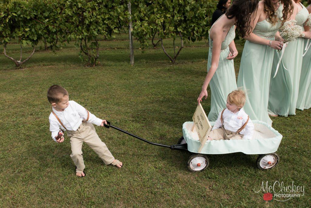wedding processional ideas