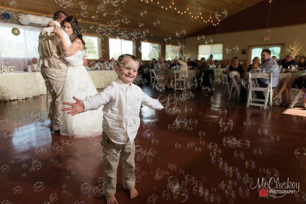 Bella Brooke wedding reception venue