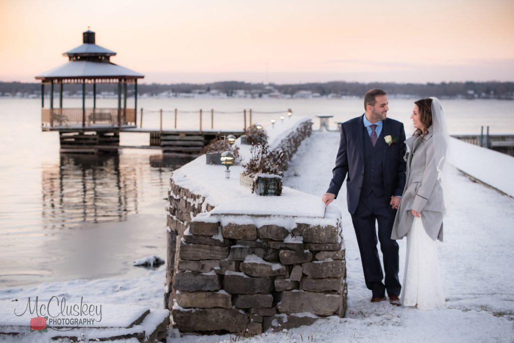 wedding photographers in Ogdensburg