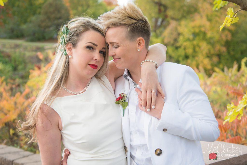 LGBT wedding photographers Massena ny